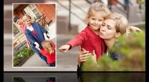 Детская фотокнига для Ксении