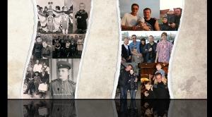 Архивные семейные фотоальбомы