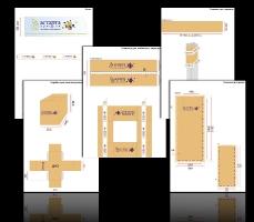 Дизайн промышленной упаковки компании АстартаПрестиж