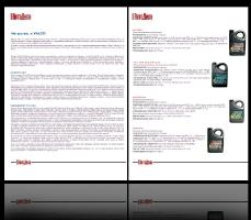 Рекламная статья масел Valvo в журнале ЕвтоДела